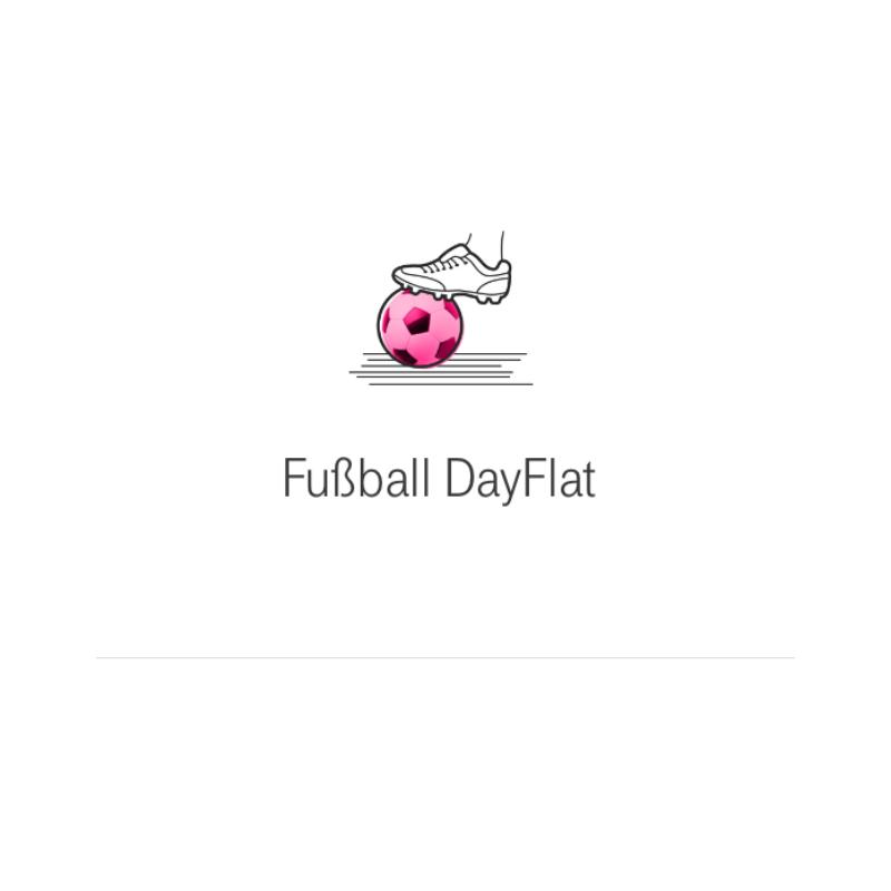 Kostenlose Fussball Dayflat Fur Kunden Der Telekom 7bot De