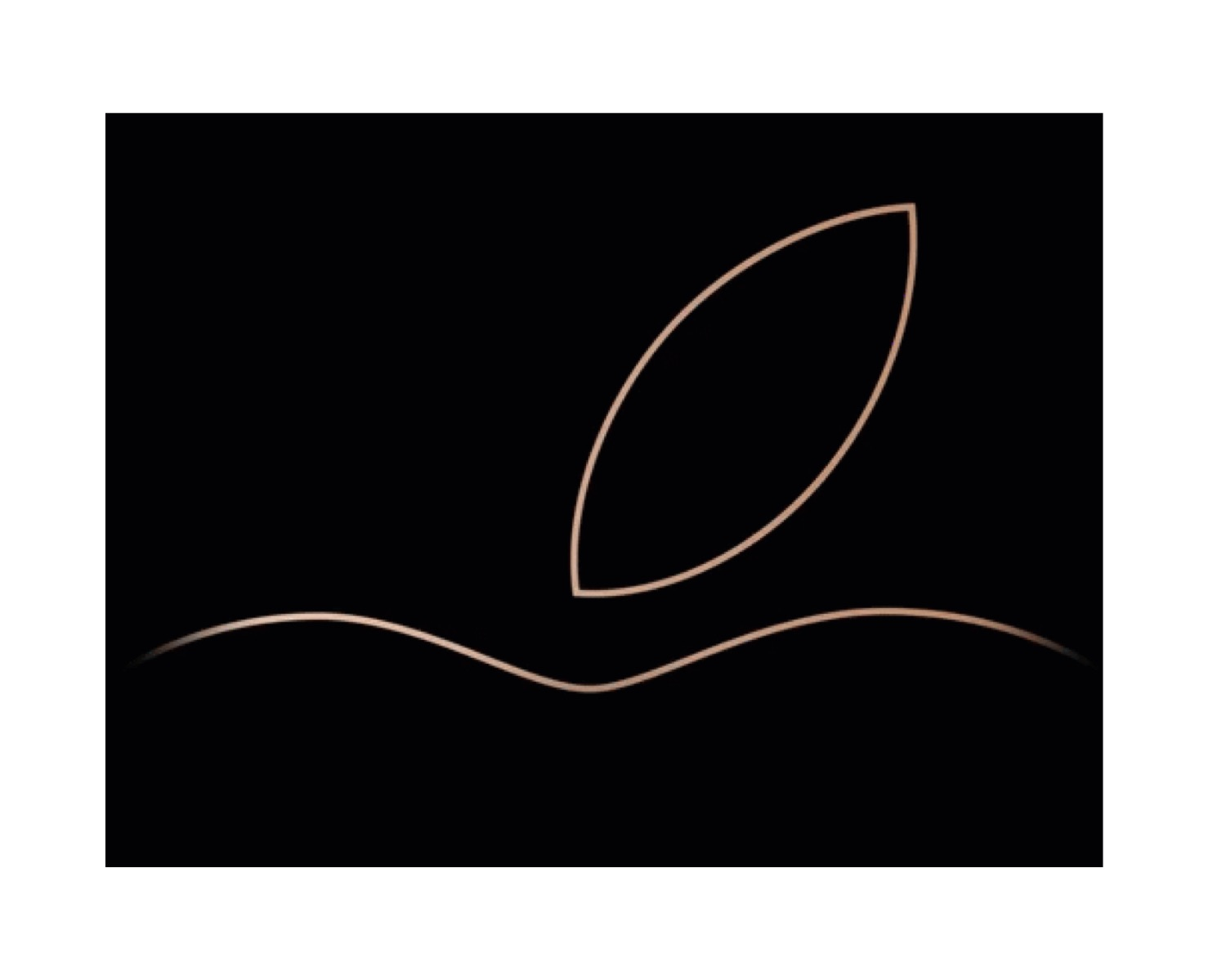Logo des Apple Special Events am 12.09.2018
