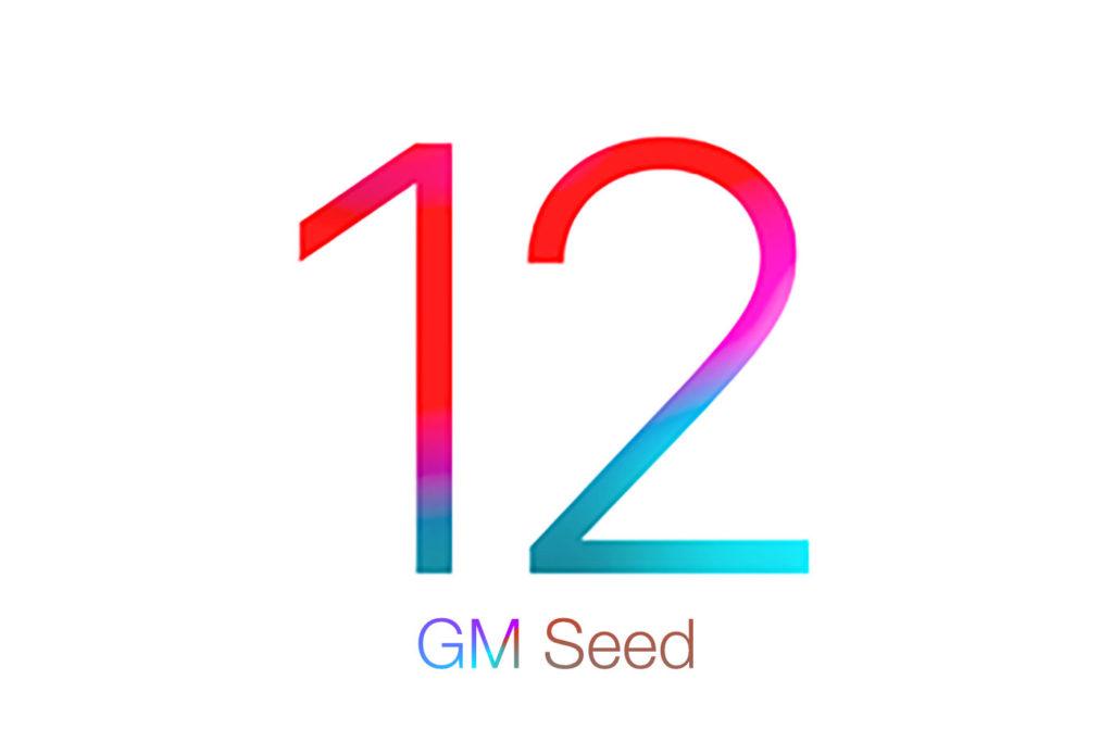 iOS 12 steht als Golden Master zum Download bereit